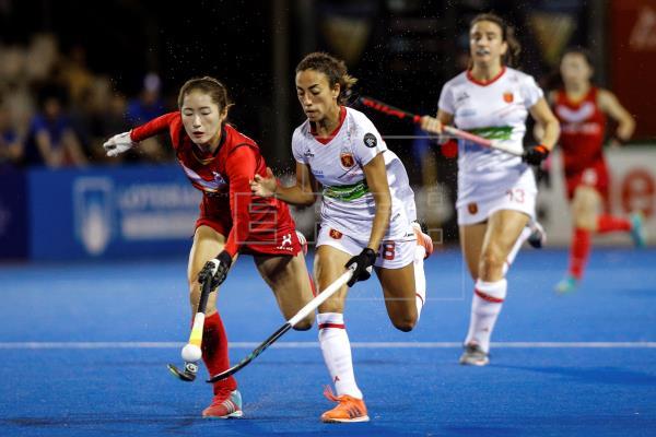 Las chicas de Hockey se van a Tokio 2020