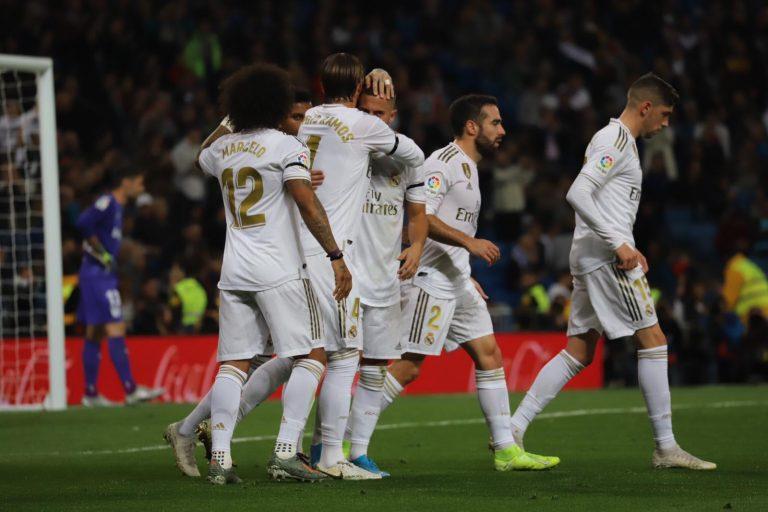 El menú cinco estrellas del Madrid