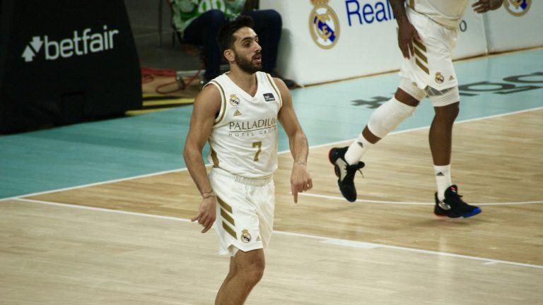 El Madrid no falla en el Palacio