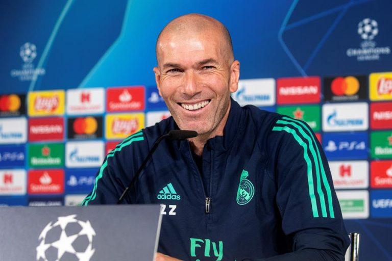 """Zidane: """"Es el partido más importante"""""""