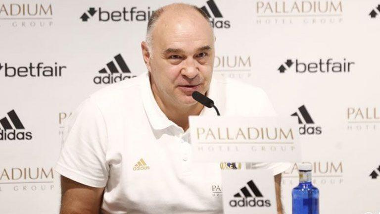 """Pablo Laso: """"Ha sido un partido muy trabajado aunque no brillante"""""""