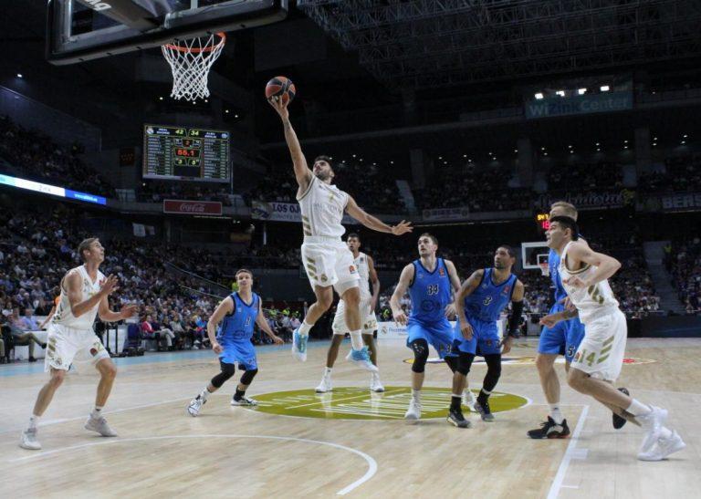 El Madrid resucita en la Euroliga