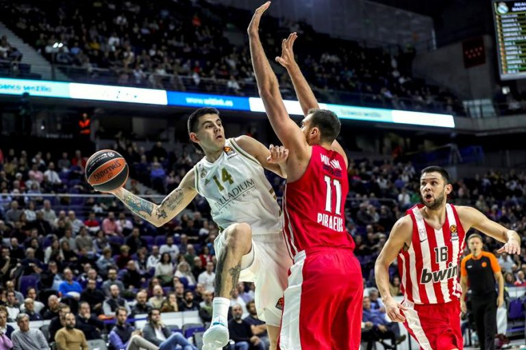 El Real Madrid suma y sigue en Euroliga.