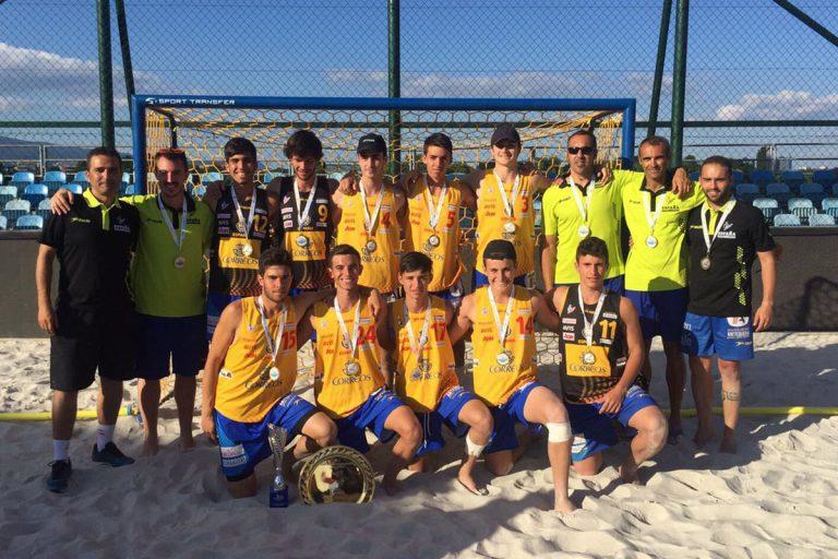 La RFEBM nombra a los próximos seleccionadores españoles de Balonmano Playa